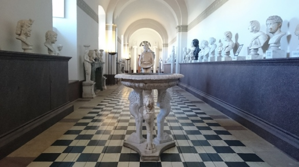 Gustav III's Museum of Antiquity, Stockholm